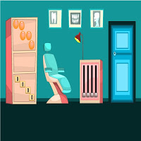 Games2Mad - G2M Dentist House Escape