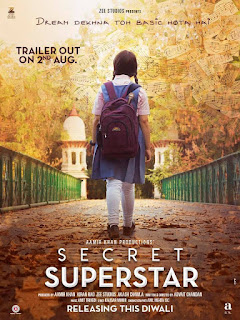 Secret Superstar 2017 300MB 480p Movie Download