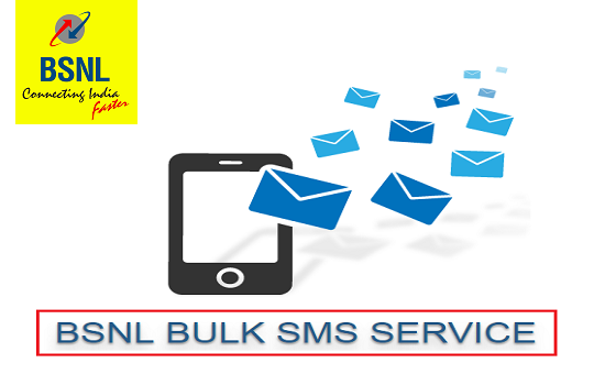 BSNL launches Bulk SMS Portal allowing customers for sending multiple SMS at affordable tariff
