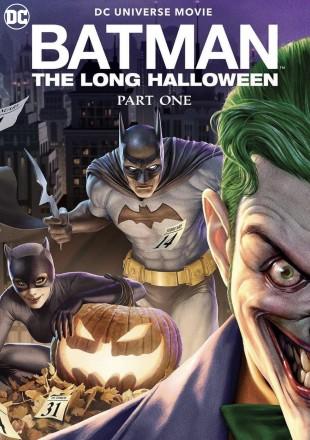 Batman The Long Halloween: Part 1 2021 English Movie Download || BRRip 720p