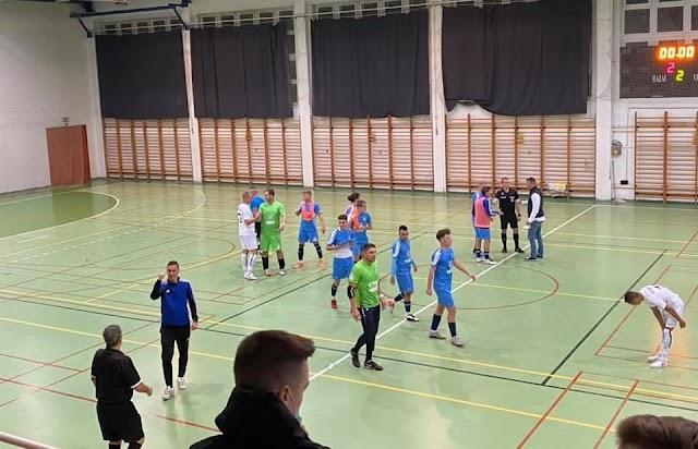 Nagy csatában, a tavalyi bajnok ellen nyert a HSE futsal csapata!!