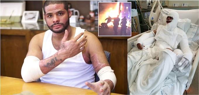 Policías que masacraron dominicano mientras estaba prendido en fuego no irán a la cárcel pese a declararse culpables