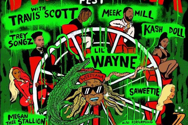 5th Annual Lil' Weezyana Fest Announced