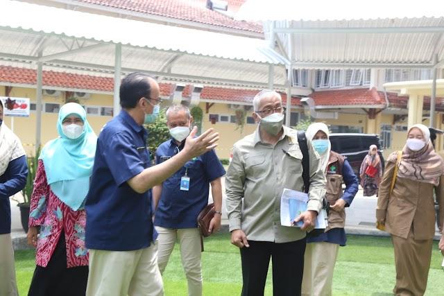 DPRD Jabar Apresiasi Kemajuan RSUD Al-Ihsan Terkesan Mewah dan Manusiawi