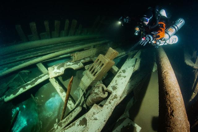 Intact Dutch 17th century merchantman found in Gulf of Finland