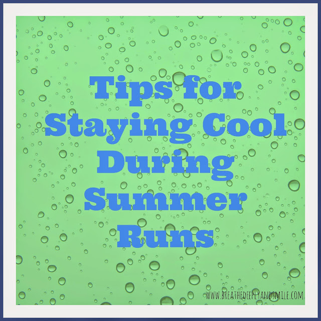 How to Stay Cool During Summer Runs