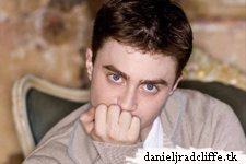 New Daniel Radcliffe Studio Promos by Jaap Buitendijk