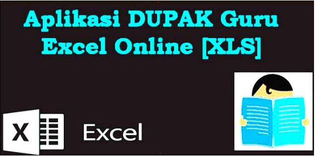 Download Aplikasi DUPAK Guru Terbaru 2017