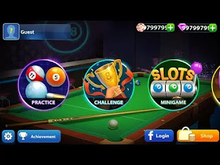 Pooking billiards city mod apk unlimited money
