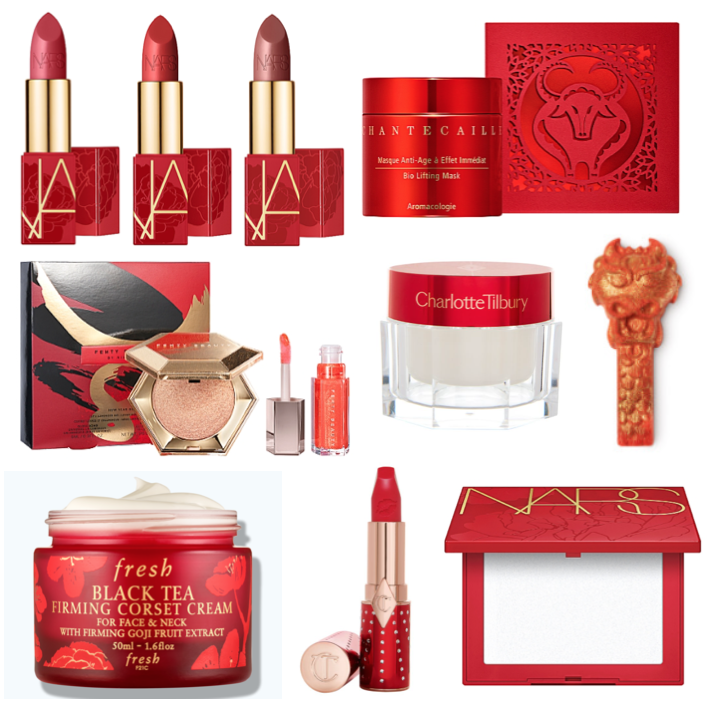 Luna New Year 2021 Makeup Collections