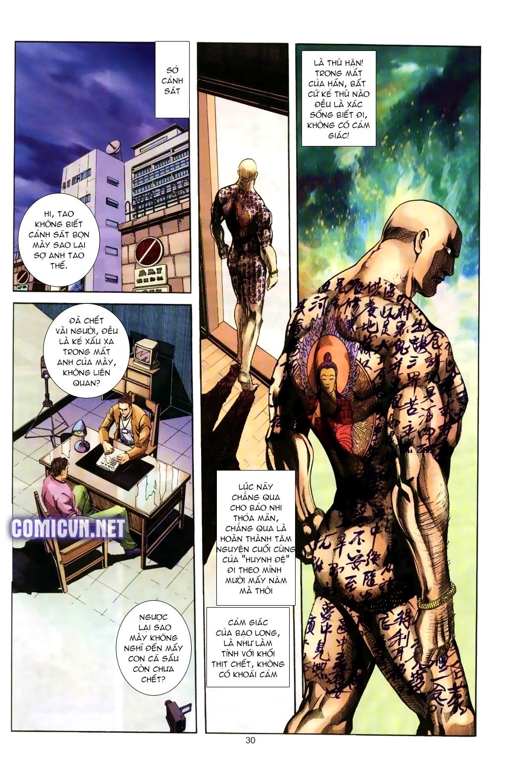 Đại Ca Giang Hồ chap 6 - Trang 16