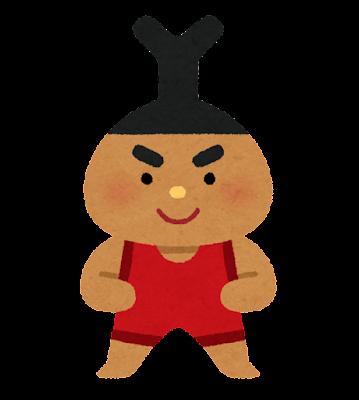 カブトムシのキャラクター(虫)