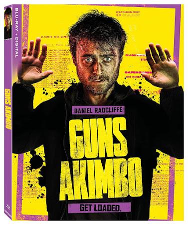 Guns Akimbo [2020] [BD25] [Latino]