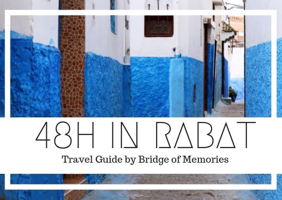 Rabat in 48 hours