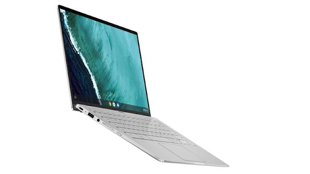 8. Asus Chromebook Flip C434TA