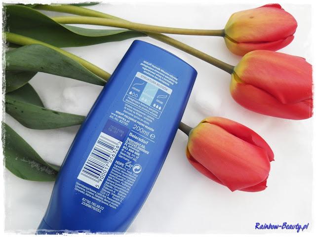 nivea-hairmilk-odzywka-do-wlosow-blog-opinie-dzialanie-cena-mleko