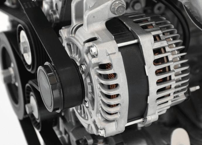 Cara kerja alternator mobil dan nama-nama komponennya - OMBRO