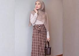 model baju lebaran 2019