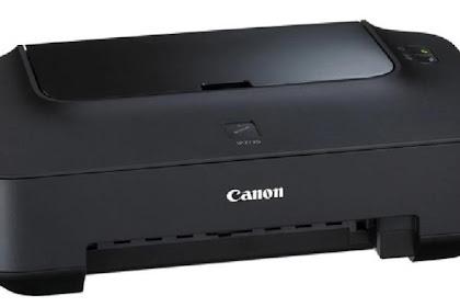 Cara Reset Printer Canon IP2770 Terbaru dan Terlengkap