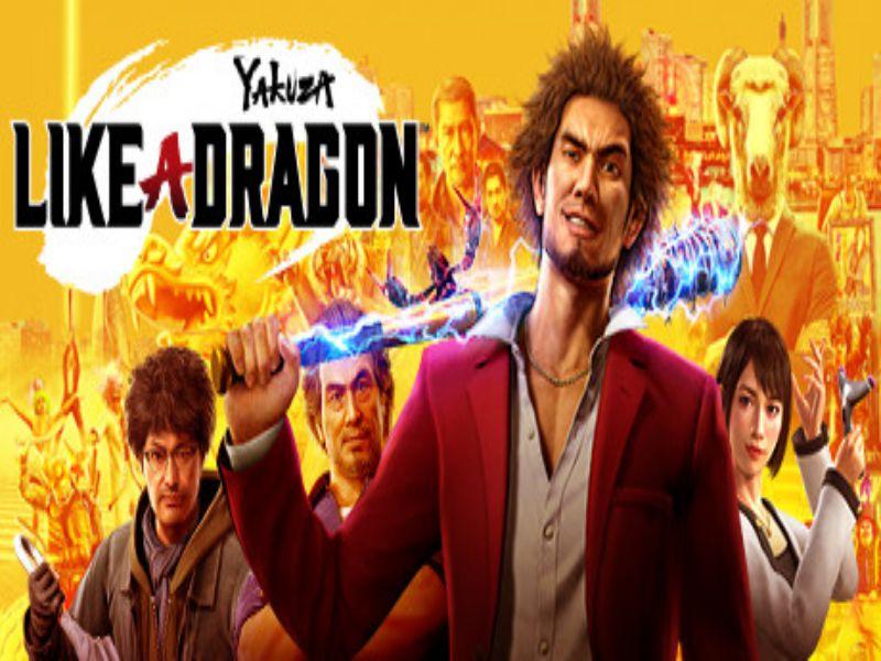 Download Yakuza Like a Dragon Game PC Free