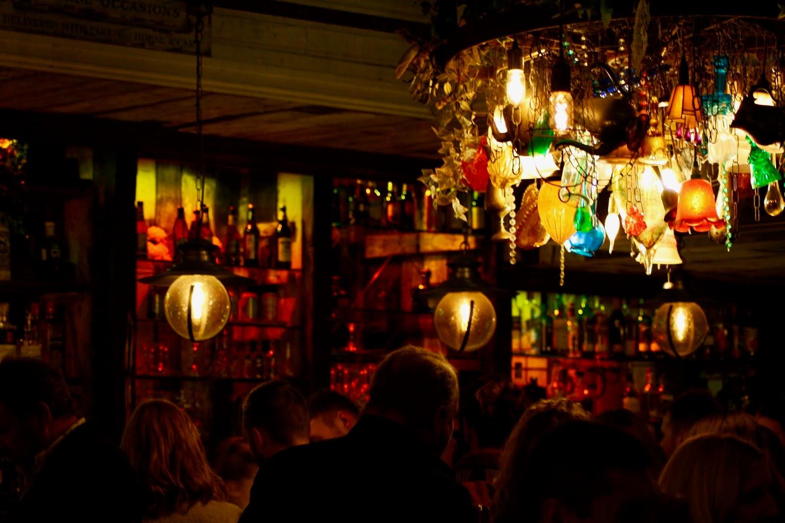 The Botanist Birmingham review cocktails bar