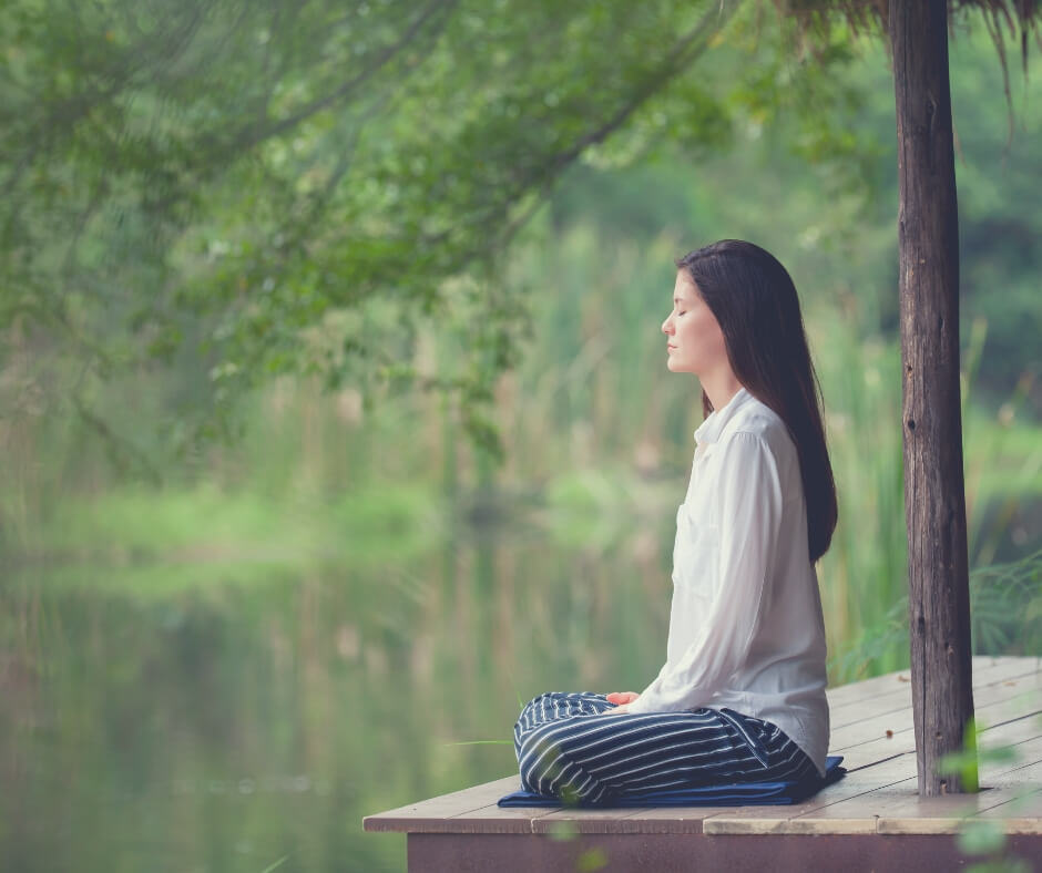 How To Spend Your Alone Time | Be still, and calm...