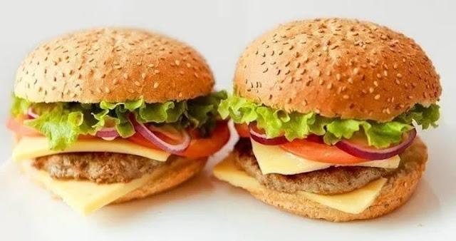 Гамбургеры картинка
