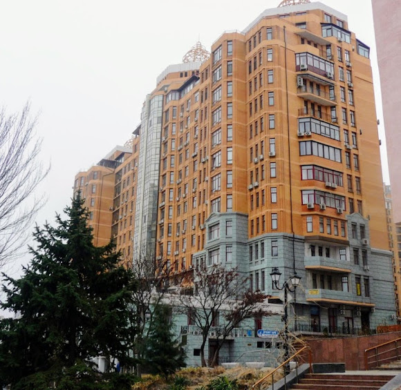 Одесса. Жилой комплекс «Корона Новой Аркадии»