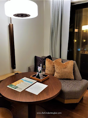 ANDAZ Hotel Singapore by Hyatt, vindex tengker