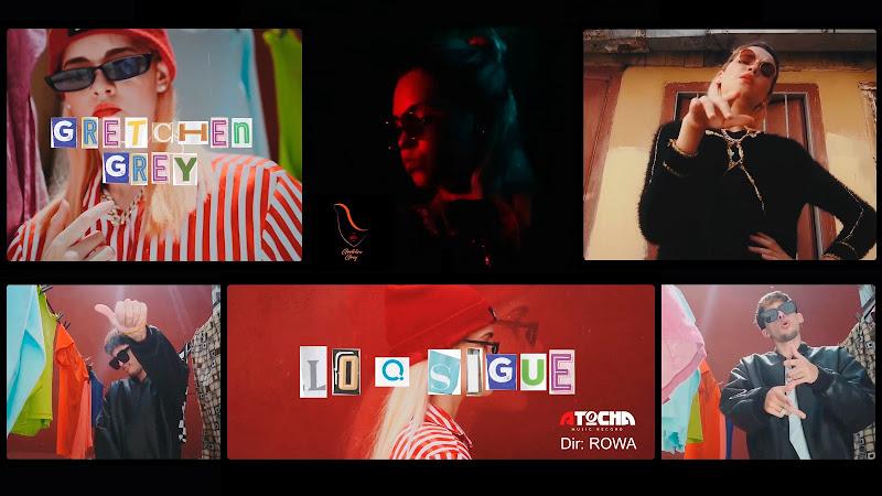 Gretchen Grey - ¨Lo que sigue¨ - Videoclip - Director: Rowa. Portal Del Vídeo Clip Cubana. Música cubana. Reguetón. Cuba.