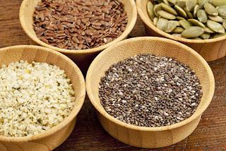 بذور صحية - أفضل 10 بذور صحية يجب تناولها يوميا