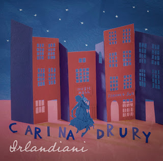 Irlandiani - Bocchi, Geminiani, Carolan, traditional Irish; Carina Drury, Eimear McGeown, Nathaniel Mander, Aileen Henry, Poppy Walshaw; Penny Fiddle Records