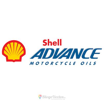 Shell Advance Oil Logo Vector