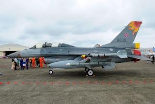 Jet Tempur F-16 Taiwan