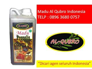 Jual Madu Al Qubro Propolis 1KG, 0896 3680 0757, Grosir Madu Al Qubro Propolis 1KG