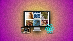 React Instagram Clone - CSS Grid Mastery