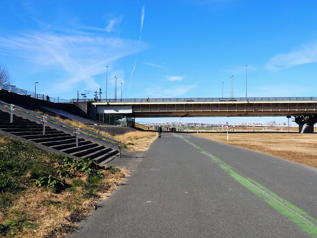 荒川自転車道 日光街道