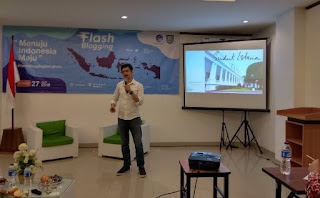 flash blogging, serunya flash blogging, flash blogging kominfo, flash blogging bengkulu, flash blogging bersama kemkominfo