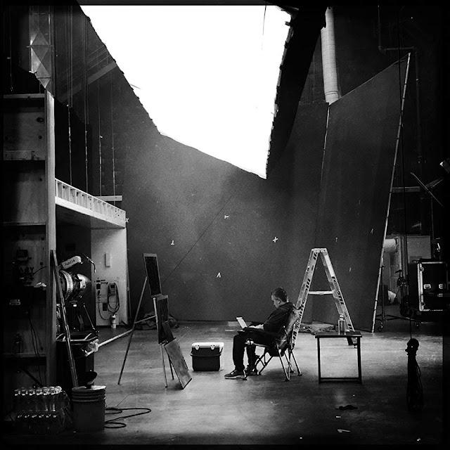 Película Vengadores Endgame detrás de las cámaras
