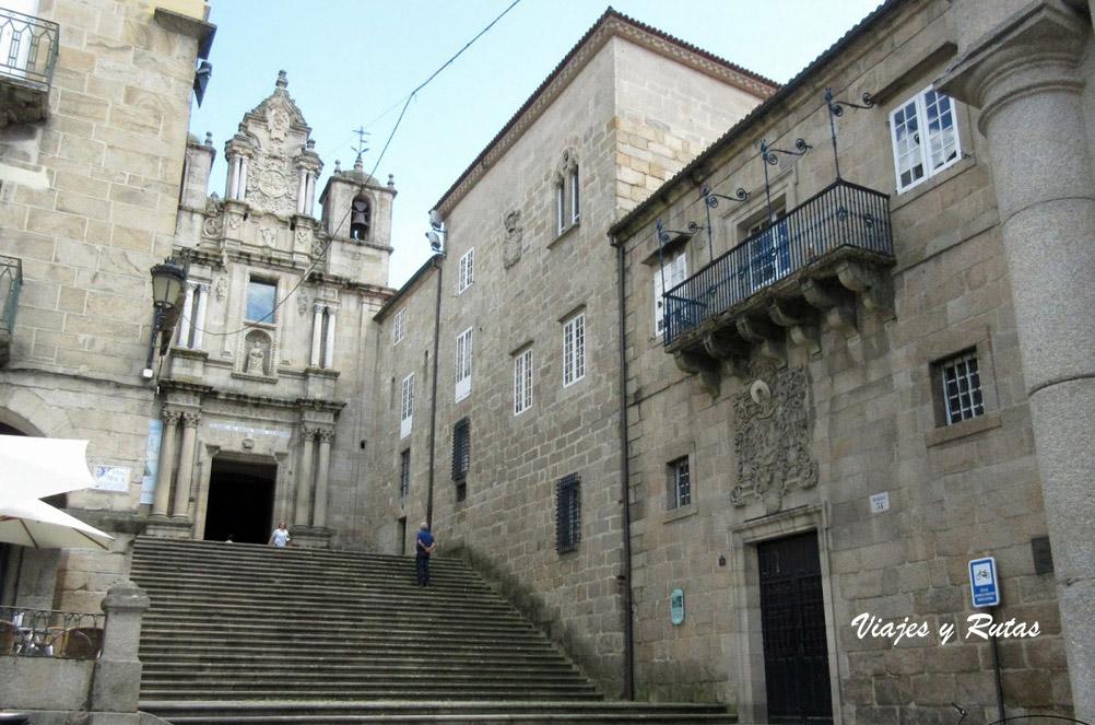 Iglesia de Santa María Nai, Ourense