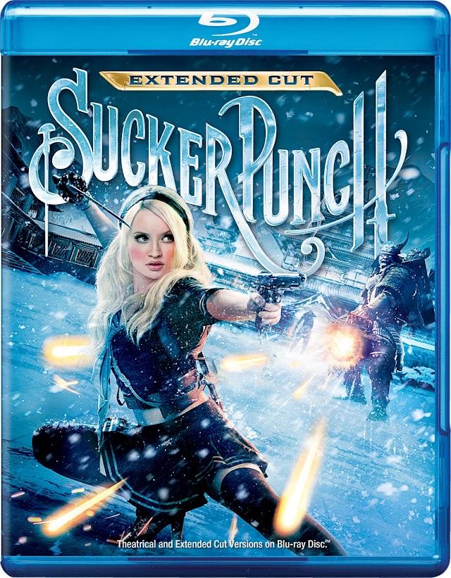 Sucker Punch 2011 x264 720p Esub BluRay Dual Audio English Hindi GOPI SAHI
