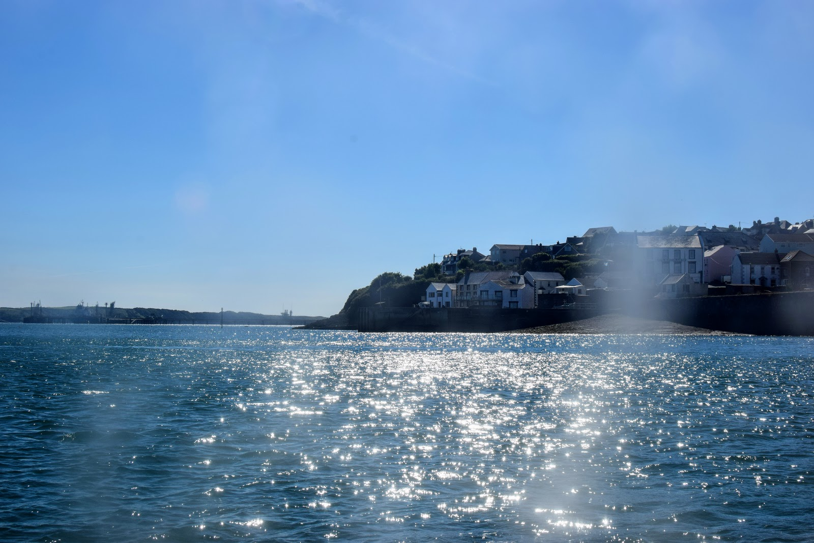 , Milford Marina Discover Coast and Cleddau Boat Trip Launch