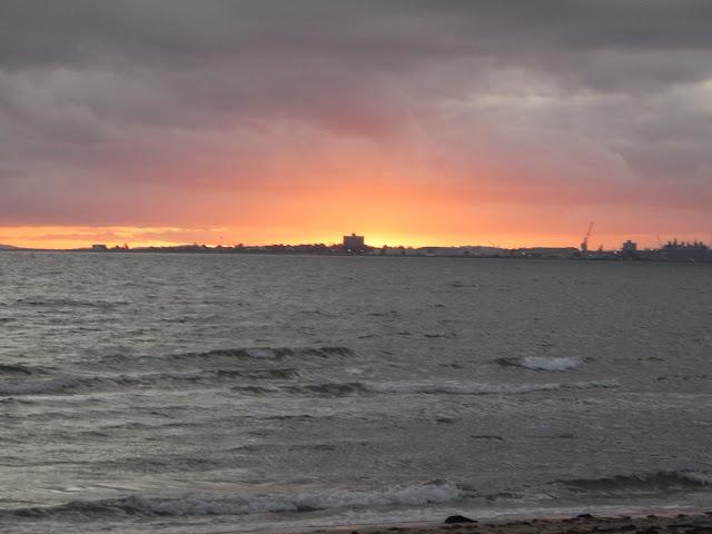 Puesta de sol en St. Kilda (Melbourne)