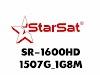STARSAT SR-1600HD 1507G 1G8M NEW SOFTWARE 2019