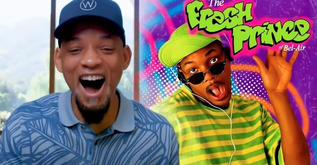 Will Smith presenta quien será el nuevo protagonista en el reboot de 'El Príncipe del Rap'