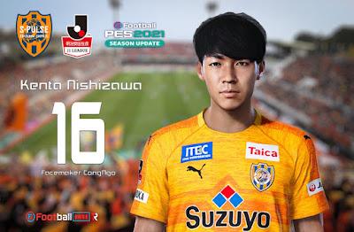 PES 2021 Faces Kenta Nishizawa by CongNgo