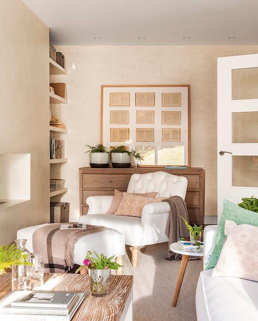 Pequeno sobrado 70 m² que encanta pela decoração feliz. Blog Achados de Decoração