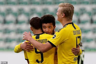 BÌNH LUẬN: Dortmund không chỉ có Haaland