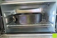Kuchenform im Ofen: Andrew James – 23 Liter Mini Ofen und Grill mit 2 Kochplatten in Schwarz – 2900 Watt – 2 Jahre Garantie
