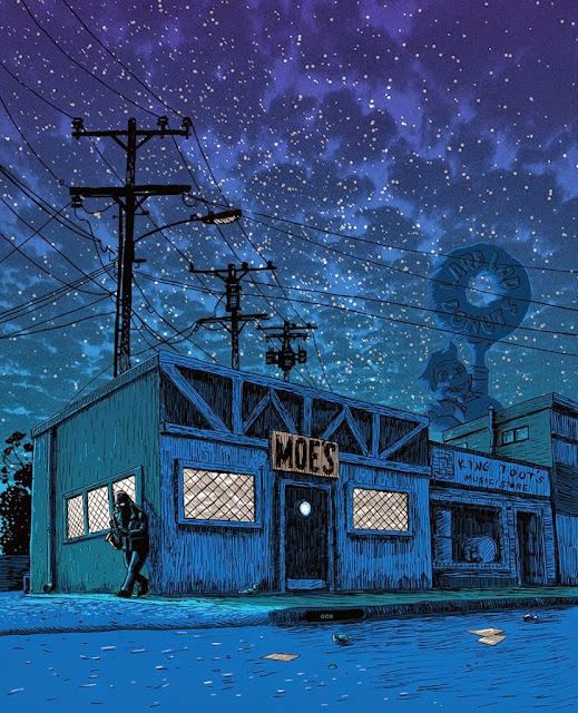unreal state springfield de noche